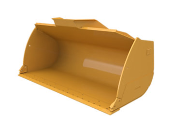 Flat Floor  Bucket 5.7m³ (7.50yd³)Performance Series