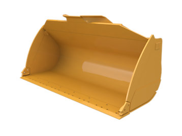 Flat Floor  Bucket 4.2m³ (5.50yd³)Performance Series