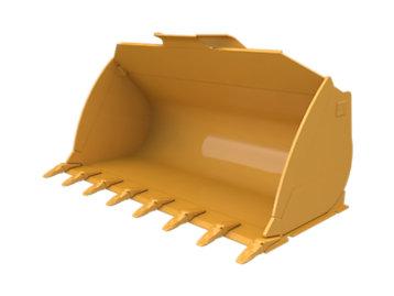 Flat Floor  Bucket 3.6m³ (4.75yd³)Performance Series