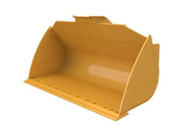 Flat Floor  Bucket 4.8m³ (6.25yd³)Performance Series