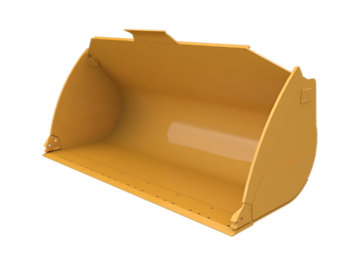 Flat Floor  Bucket 3.6m³ (4.75yd³)Performance Series