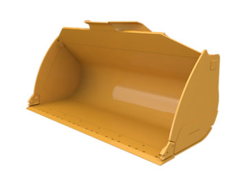 Flat Floor  Bucket 4.4m³ (5.75yd³)