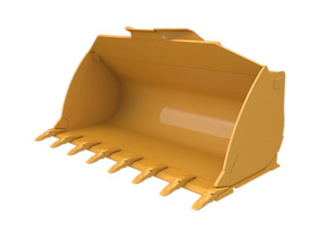 Flat Floor  Bucket 4.7m³ (6.10yd³)