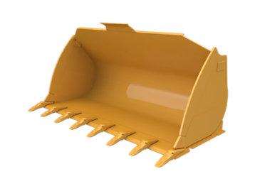 Flat Floor  Bucket 3.3m³ (4.25yd³)Performance Series