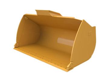 Flat Floor  Bucket 5.2m³ (6.75yd³)Performance Series