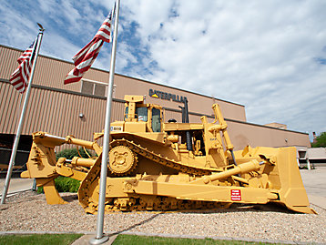 Caterpillar | Caterpillar Facility Tours