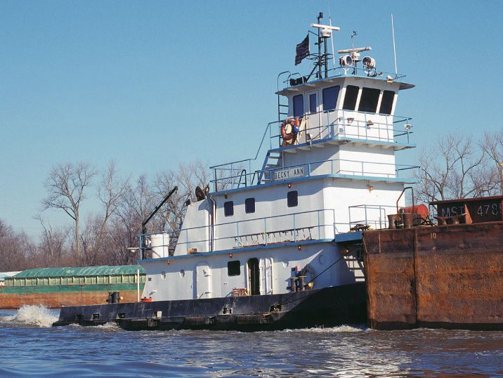 Inland Waterways Resources