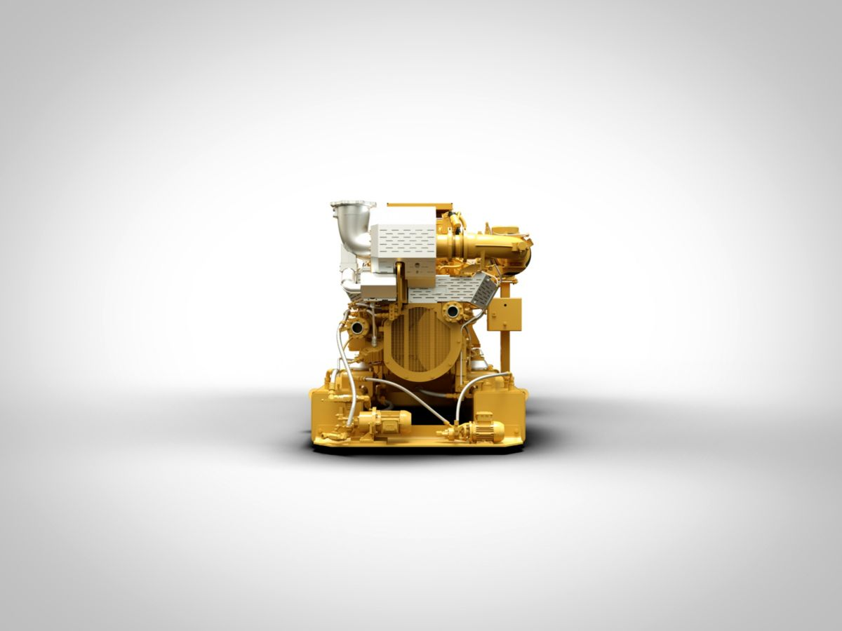 CG132B-16 Gas Generator Sets