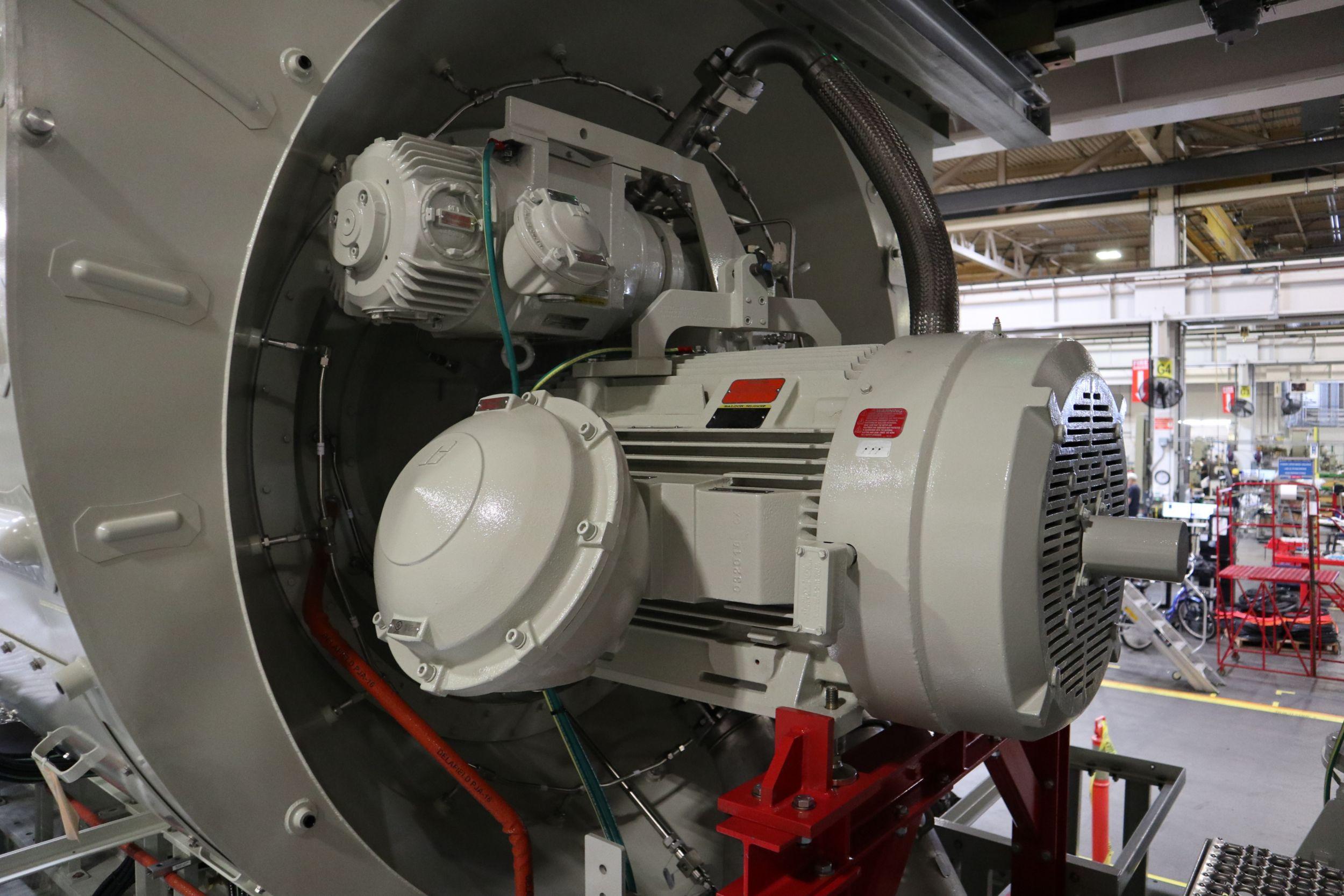 System Upgrades Sustainability Solar Turbines
