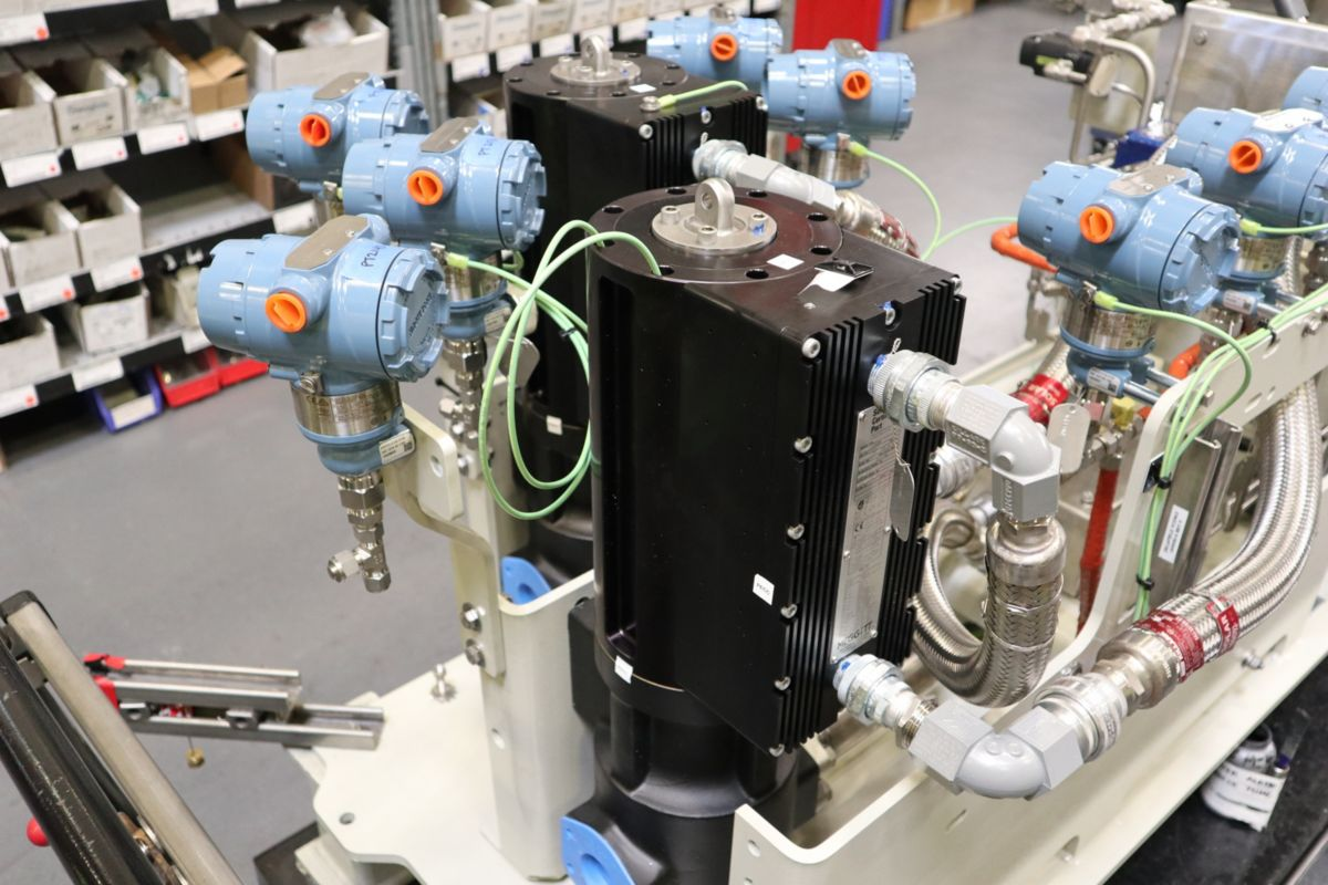 System Upgrades Safety and Reliability Solar Turbines