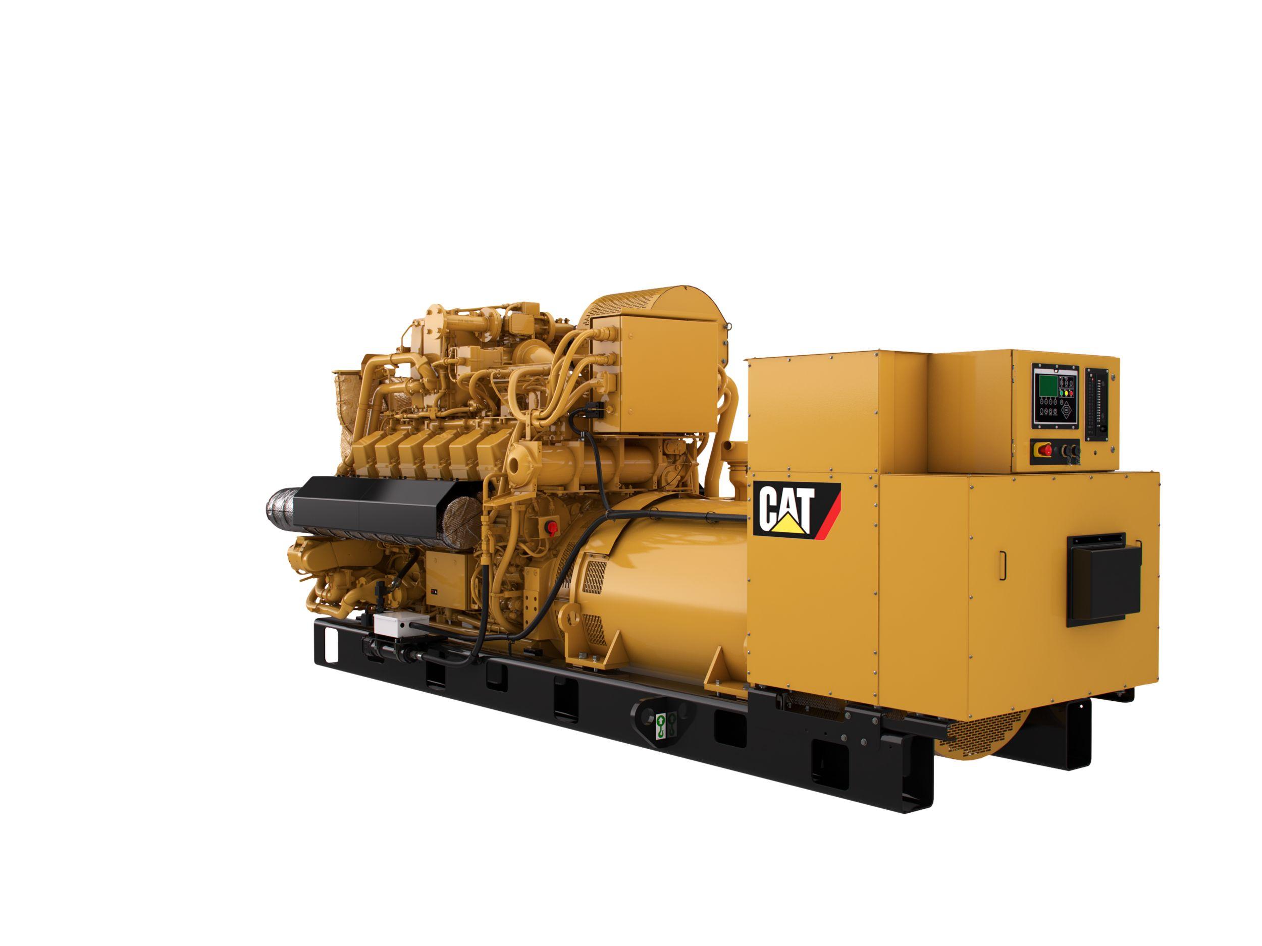 Grupo Electrógeno de Gas G3520H
