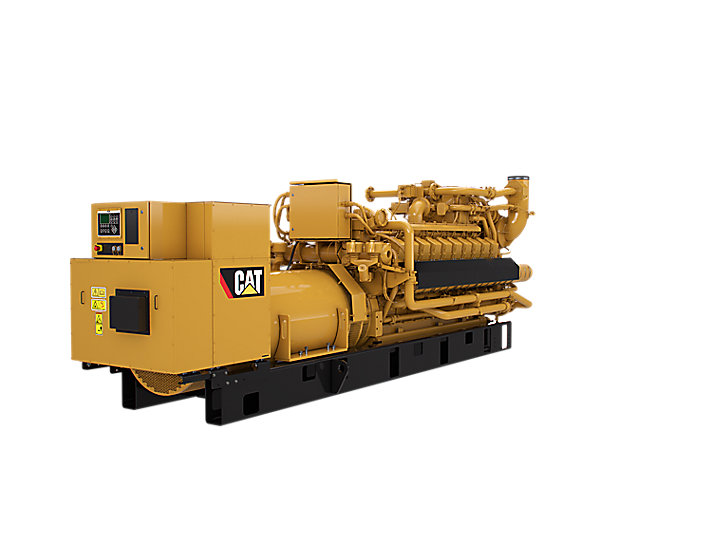 Cat | G3520H | 1763kW-2519kW Gas Generator | Caterpillar
