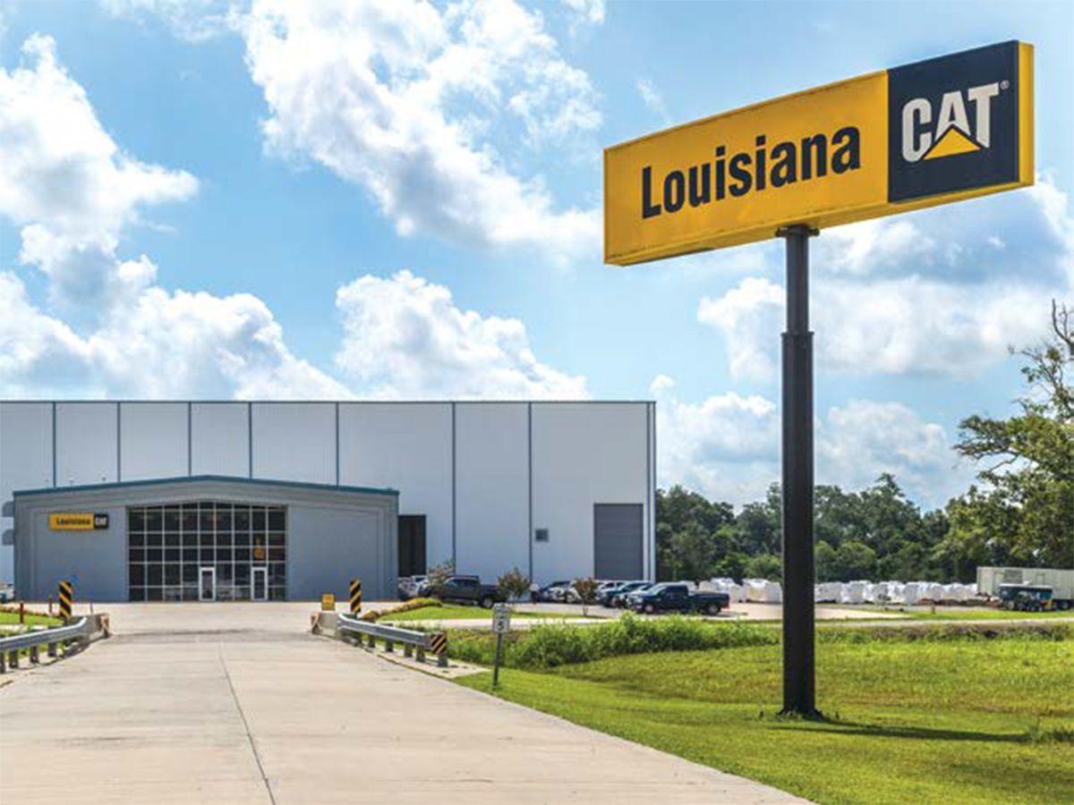 Solar Energy Demonstrates Power and Savings for Louisiana Cat