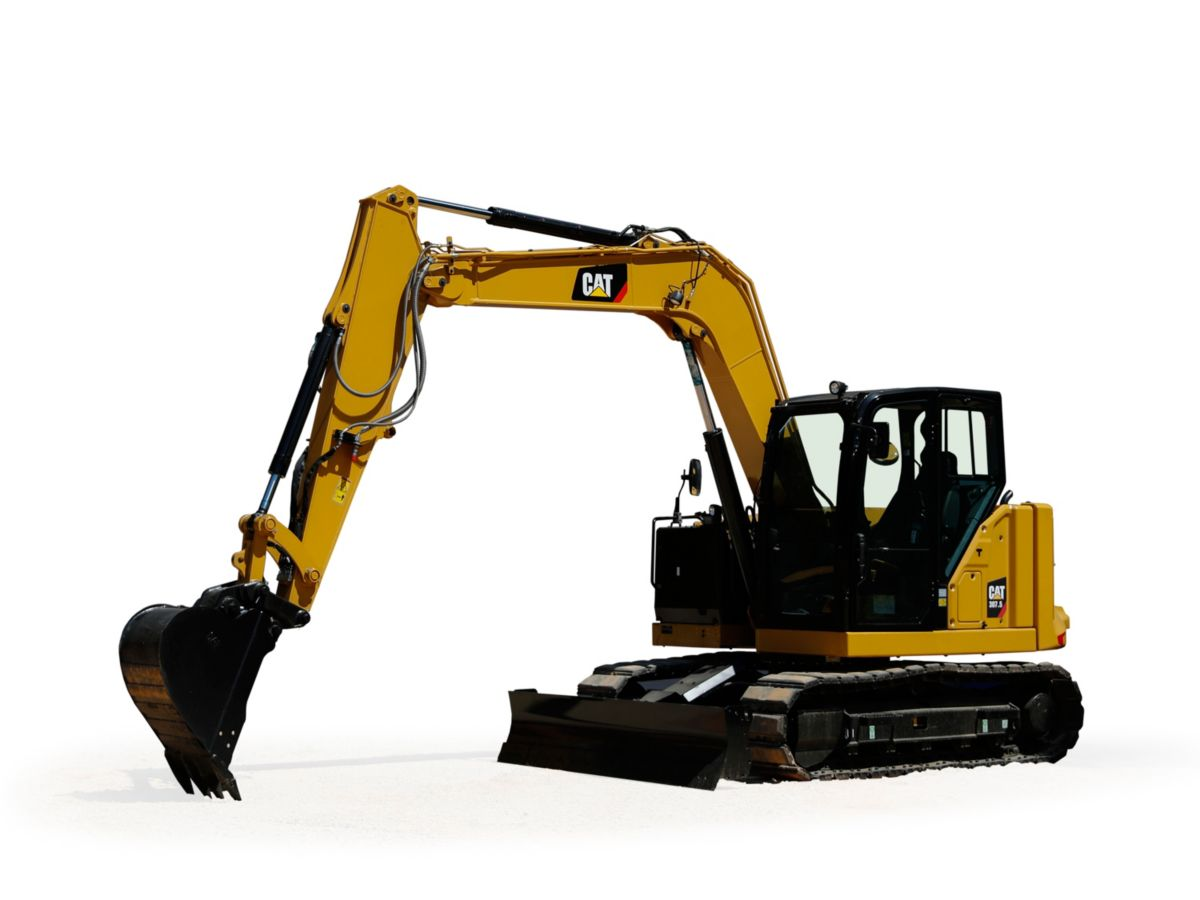 Mustang For Sale Houston >> New Caterpillar Mini Excavators | Mustang Cat | Houston, TX