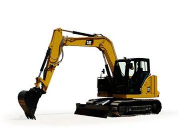 307.5 - Mini Excavators