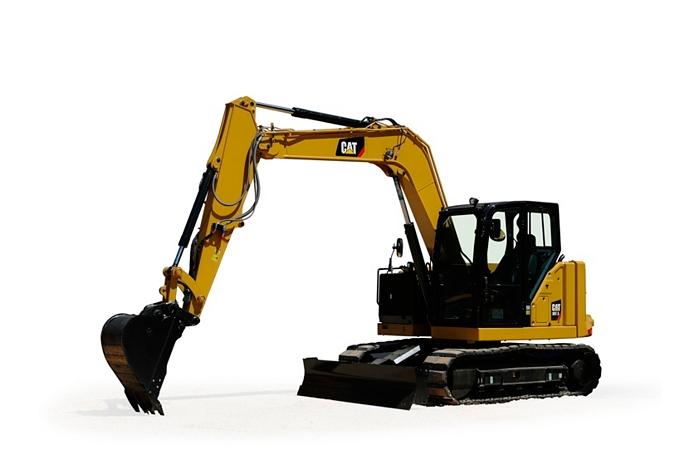 307 5 Mini Hydraulic Excavator Thompson Machinery
