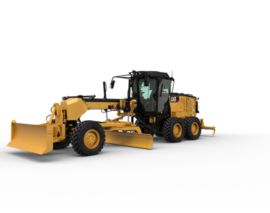 Barloworld Equipment | Motor Graders