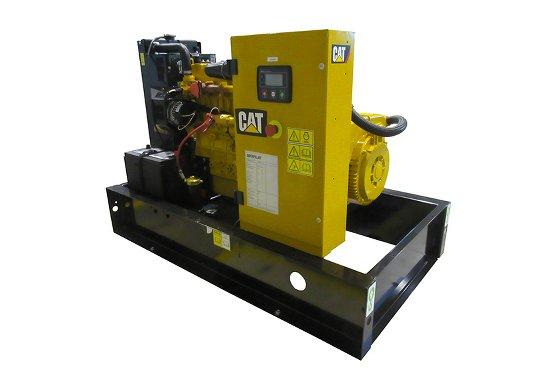 C2 2 Generator Set, Diesel Generator Sets - Gough Cat