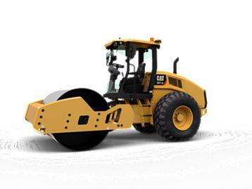 CS11 GC - Vibratory Soil Compactors