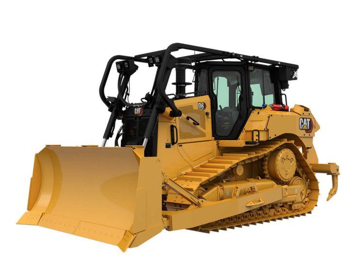 Tracteurs - D6