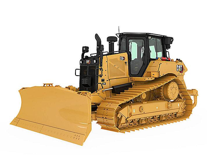 Tractores topadores medianos