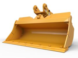 Ditch Cleaning Tilt Bucket 1800 mm (72 in): 484-0188