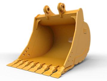 General Duty Wide Tip Bucket 1350 mm (54 in): 552-8223