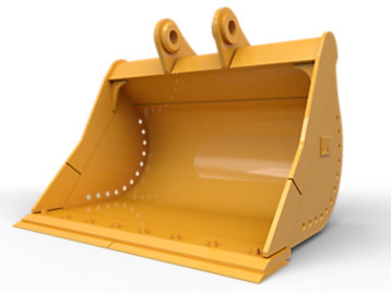 Ditch Cleaning Bucket 1200 mm (48 in): 452-6069