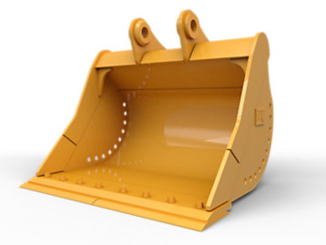 Ditch Cleaning Bucket 1800 mm (71 in): 460-1994