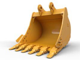 Heavy Duty Bucket 1500 mm (59 in): 528-4574