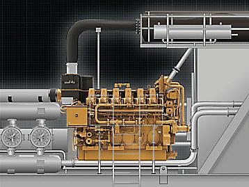 natural gas engine diagram cat 3600 gas engine diagram cat | g3600 engines - adem™ a4 | caterpillar