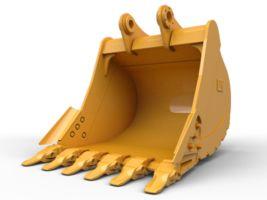 Heavy Duty Bucket 1350 mm (54 in): 554-3120