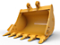 General Duty - Leveling Edge Bucket 1600 mm (63 in): 490-5279