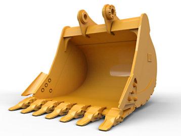 Heavy Duty Bucket 1350 mm (54 in): 552-8241