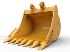 Heavy Duty Bucket 1500 mm (60 in): 559-4167