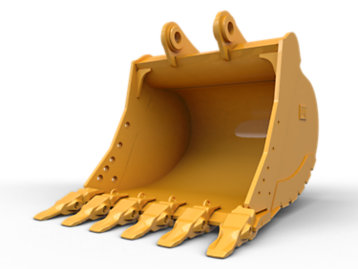 Heavy Duty Bucket 1200 mm (48 in): 552-8240