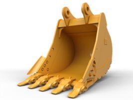 Heavy Duty Bucket 1200 mm (48 in): 528-4572