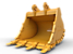 Godet à usage extrême 2000mm (79in): 519-5289