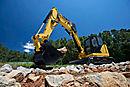 Mini Excavators 309 CR VAB (Long Undercarriage)