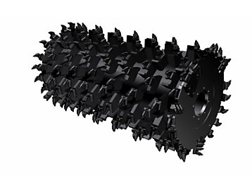 "Universal 16"" Reclaimer Drum (2.4m)"