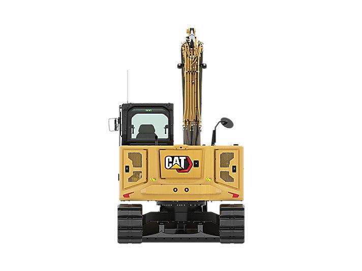 Cat | 309 CR Mini Hydraulic Excavator | Caterpillar