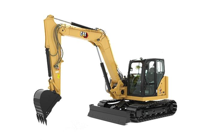 309 CR Mini Hydraulic Excavator - MacAllister Machinery