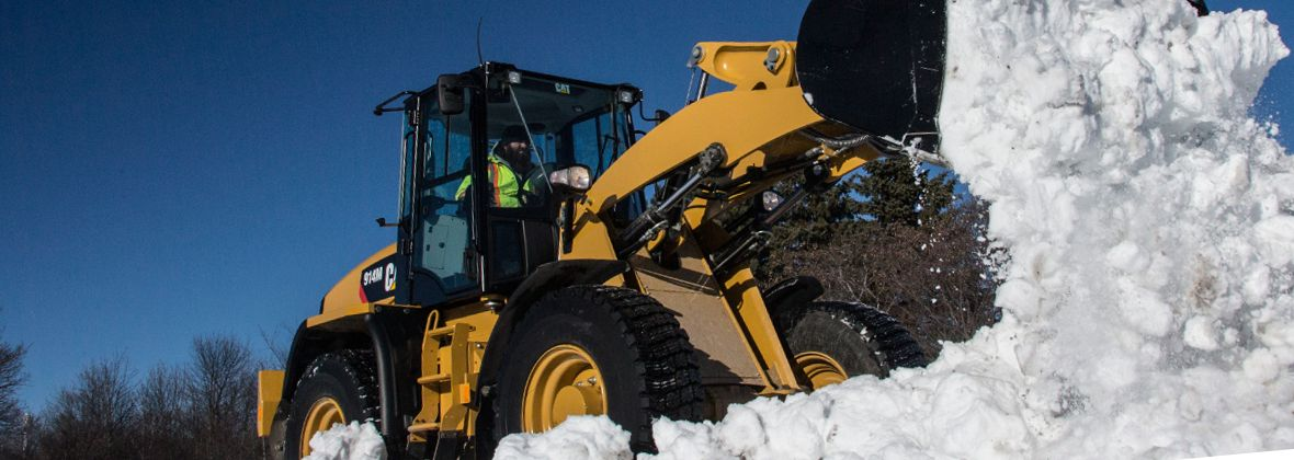 Maintenance Tips to Winterize Your Heavy Equipment