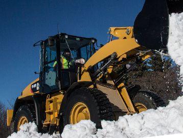 重型设备冬季防冻技巧