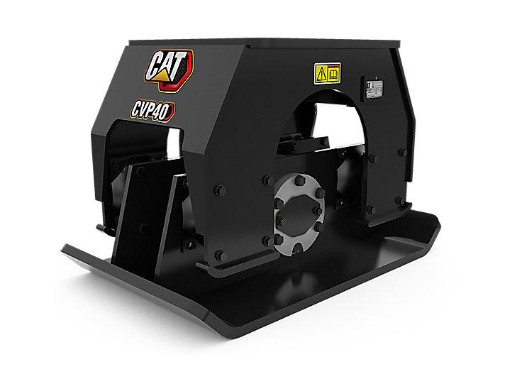CVP40 Vibratory Plate Compactor | Caterpillar - Cat