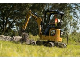 301.7 CR Mini Hydraulic Excavator