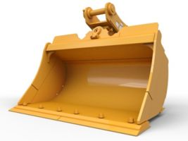 Ditch Cleaning Tilt Bucket 1500 mm (60 in): 509-9132