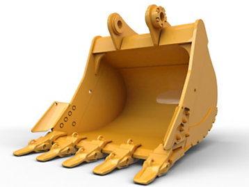 Heavy Duty Bucket 1200 mm (48 in): 528-2175