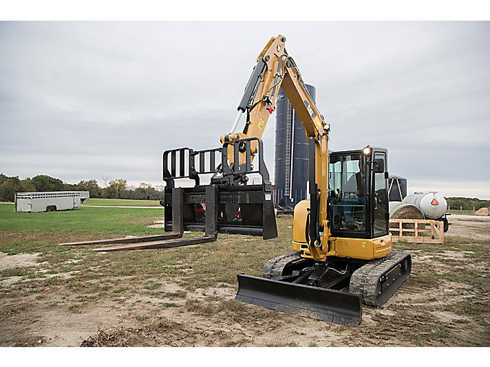 Cat | 3 Ton - 5 Ton Excavator Class | Caterpillar