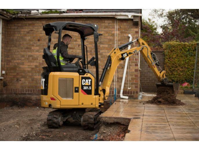 301.5 Mini Hydraulic Excavator
